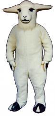 Costume cartoon Girl Goat plush costumes mascot cartoon costumes