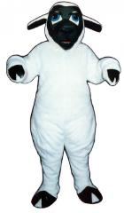 Adult costumes Black Faced Sheep cartoon characters animal costumes