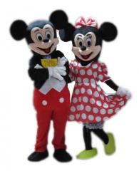 Mickey Minnie costume cartoon characters mickey cartoon costumes