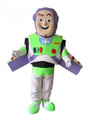 Buzz Lightyear costume cartoon characters cartoon plush