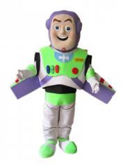 Buzz Lightyear costume cartoon characters cartoon plush