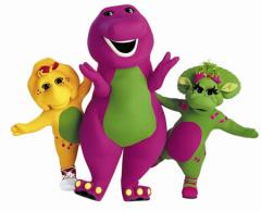 Barney and Friends costume Mascot,Long Plush Red barney mascot character,Cartoon Character