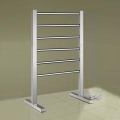 Bathroom stainless steel free stand towel rack