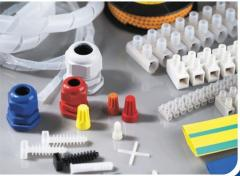 Components for cable industry