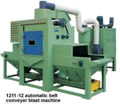 Sandblasting machines