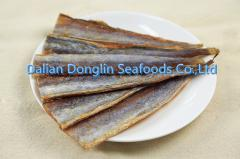 Стружка кальмара солено-сушеный