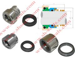 Hilge pump seals