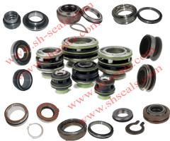 Grindex pump seals