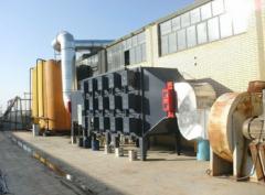 Electrostatic Oil Mist Filter for Industrial Air