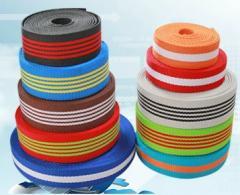 Les bandes et le ruban les textiles