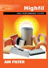 Filters for cargo trucks