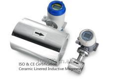 Ceramic Magnetic Flow meters