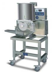 SXCT200-V全自动肉饼成型机,汉堡肉饼成型机