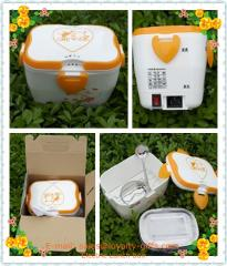 High Grade Gifts Electric heating Lunch Box