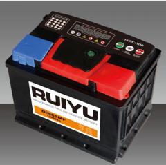 Car battery DIN55
