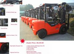 GP BRAND forklift truck offer