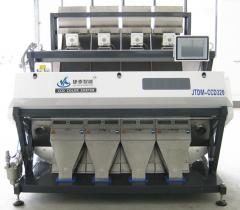 Hefei 5000 pixes colour sorter machines for rice