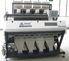 Anhui Jietai beans CCD color sorter machine colour