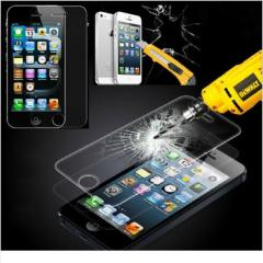 Protective films for mobile phones