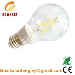 2014 hot sale LED filament bulb factory