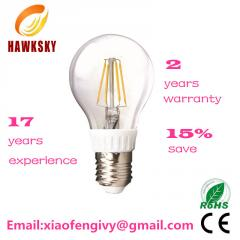 Energy saving hot sale LED filament bulb factory