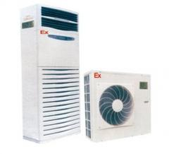 Explosion-proof air conditioner (Cabinet type)
