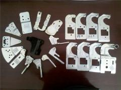 Spare parts for refrigerators