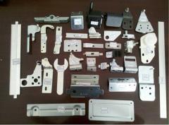 Metal stamping parts 冲压件五金加工 metal fabrication