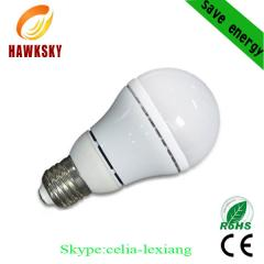 Home Decorate E27 RGB LED Bulb Light Supplier