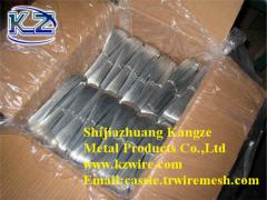 Guarantee 2mm galvanized iron wire in package of