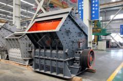 建筑废料回收破碎机