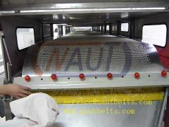 Steel Belts for Chemical Industry cooling conveyor