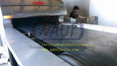 Conveyor belts stainless steel belts