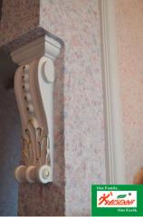 YISENNI Cornices decor 0004
