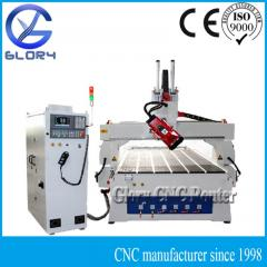 Rotating Spindle ATC CNC Woodworking Machinery