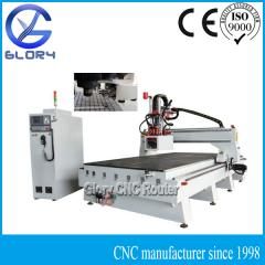 Rotary ATC CNC Woodworking Machine, HSD Spindle,