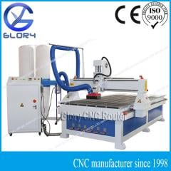 China Manufacturer Glory CNC Router with Stepper