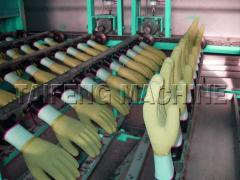 PVC Gloves Dipping Machines