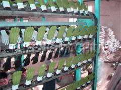 Latex gloves half dipping machine/Gloves half dipping machine