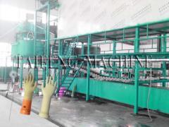 Surgical,exam,disposable glove machine