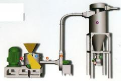 Communication mill, super micro mill, Turbine