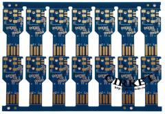 Pcbs for USB sound card with Immersion gold