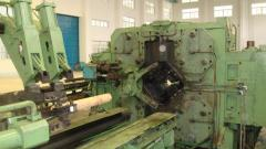 Radial forging machine