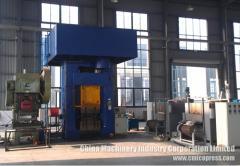 H-frame power press