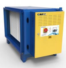 CE proved Customized electro static precipitator