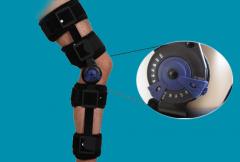 可调膝关节矫形固定器(I型)LJ044