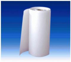 Ceramic fiber sheets