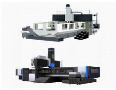 GMC3080/2560 gantry machining center