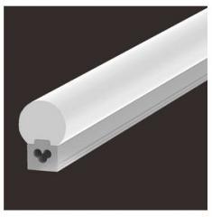 LED C-bar ceiling light