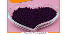 Potassium Permangnate Ball